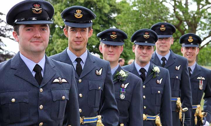 RAF wedding photographer