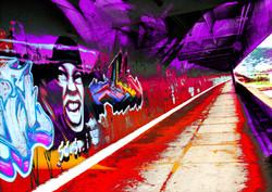 BRIDGE GRAFFITIS
