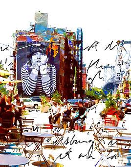 NIGHT LIGHTS - NEW YORK