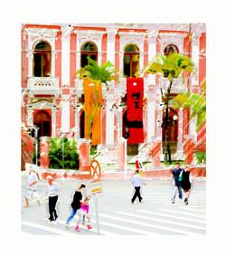 PEOPLE AND MUSEUM - FLORIPA