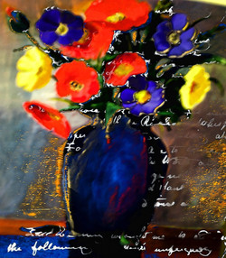 MAY FLOWERS AND UNSENT LOVE LETTERS