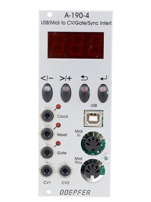 DOEPFER A190 MIDI CV INTERFACE