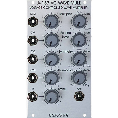 DOEPFER A137-2 VC  WAVE MULTIPLIER