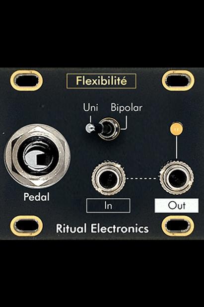 RITUAL ELECTRONICS FLEXIBILITE