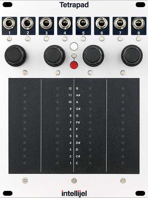 INTELLIJEL TETRAPAD