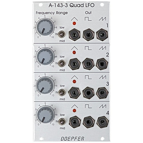 DOEPFER A143 3 QUAD LFO