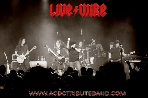 Live Wire: The Ultimate AC/DC Experience Evening Show