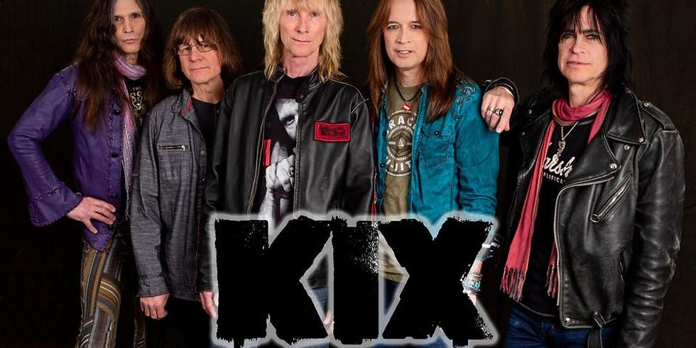 Kix - 2nd Show Added!