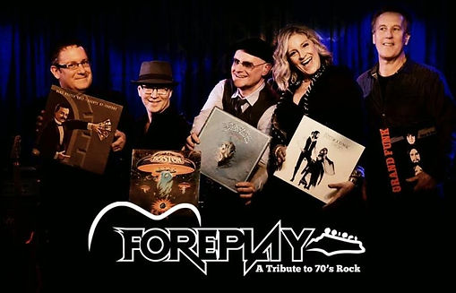 Tribute to 70s Rock: Foreplay!
