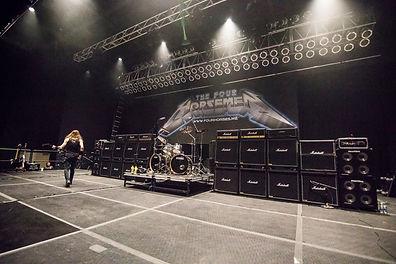 The Four Horsemen: The Album-Quality Metallica Tribute