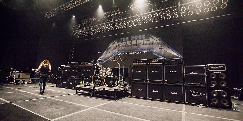 The Four Horsemen: The Album-Quality Metallica Tribute - Matinee!