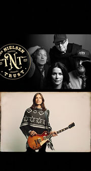 The Nielsen Trust Featuring Rick Nielsen From Cheap Trick and Nick Perri & The Underground Thieves (1)