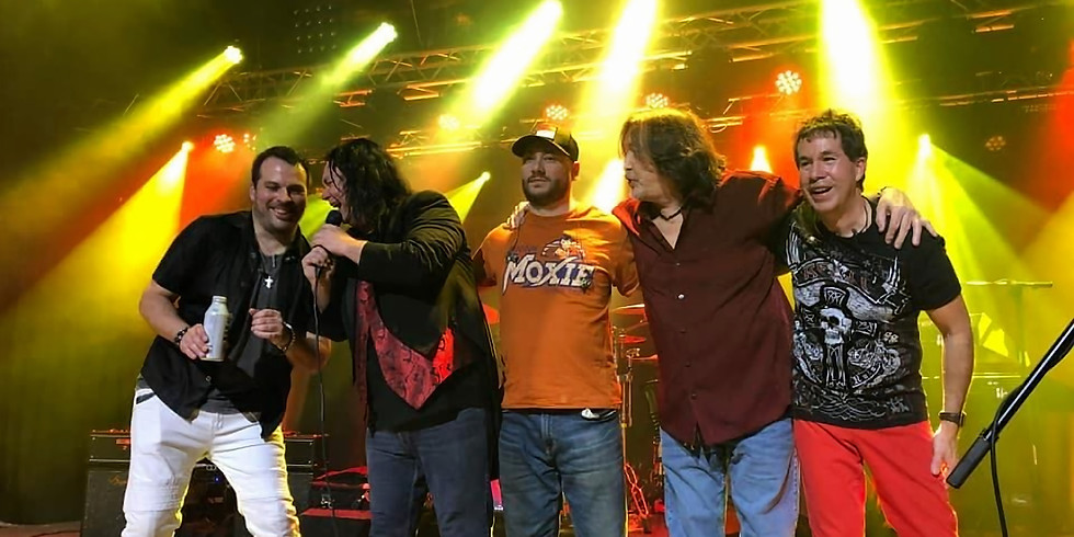 Journey Tribute: Trial By Fire - Saturday!