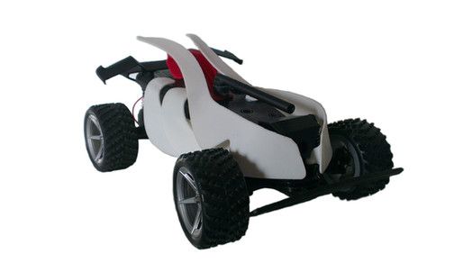 Production of 3D models