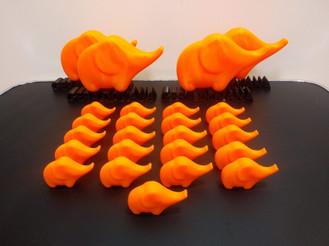 Gera dovana 3D statulėlės