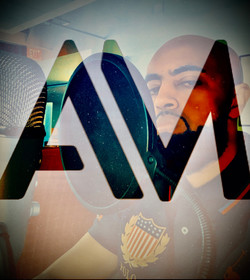 Abel Meri AM Logo Mic Check