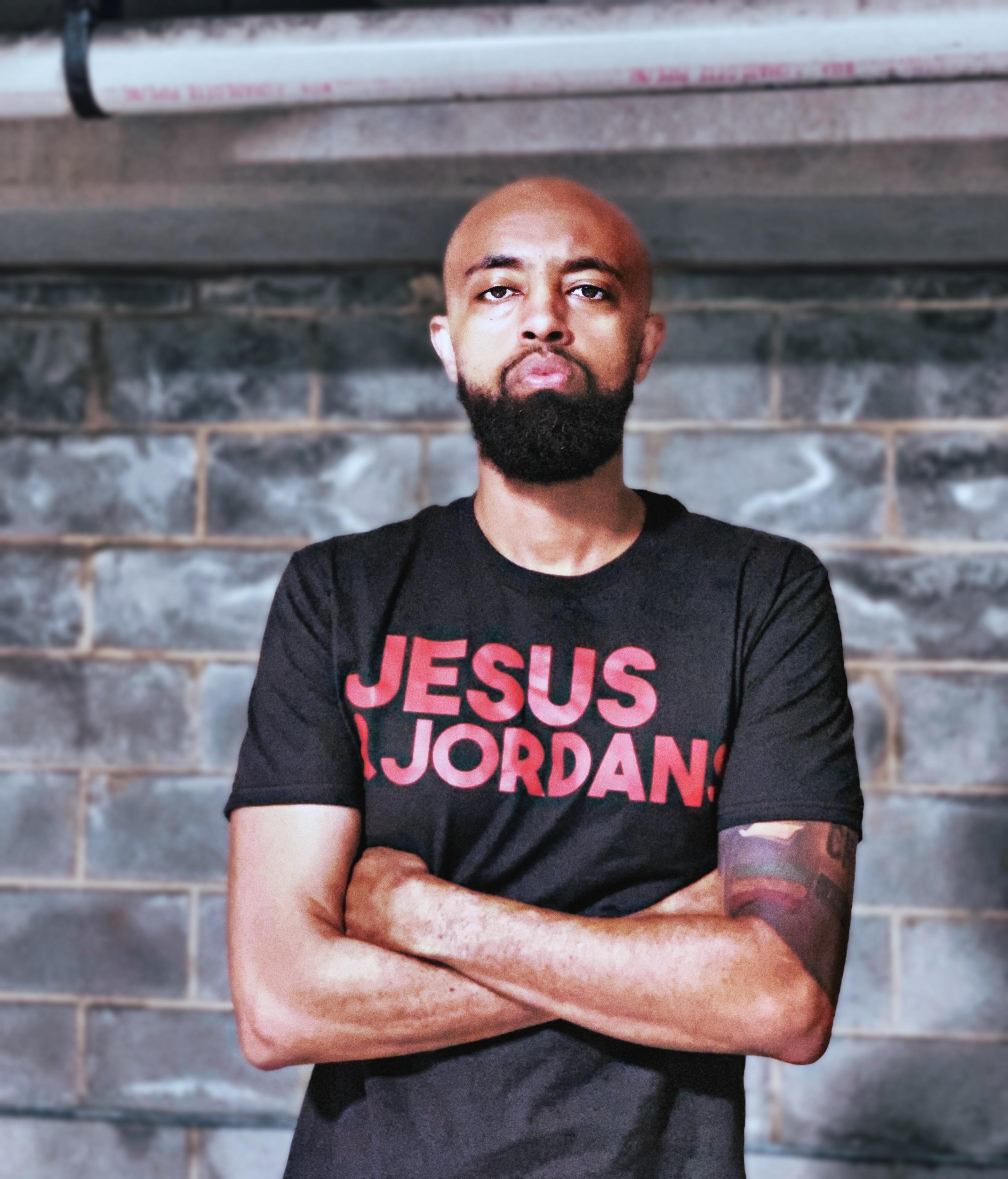 Abel Meri Jesus & Jordans