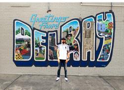 DMV Rapper Abel Meri Del Ray Alexandria,