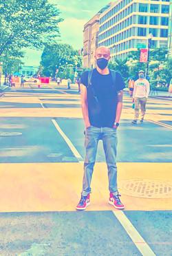 Abel Meri - Black Lives Matter Plaza