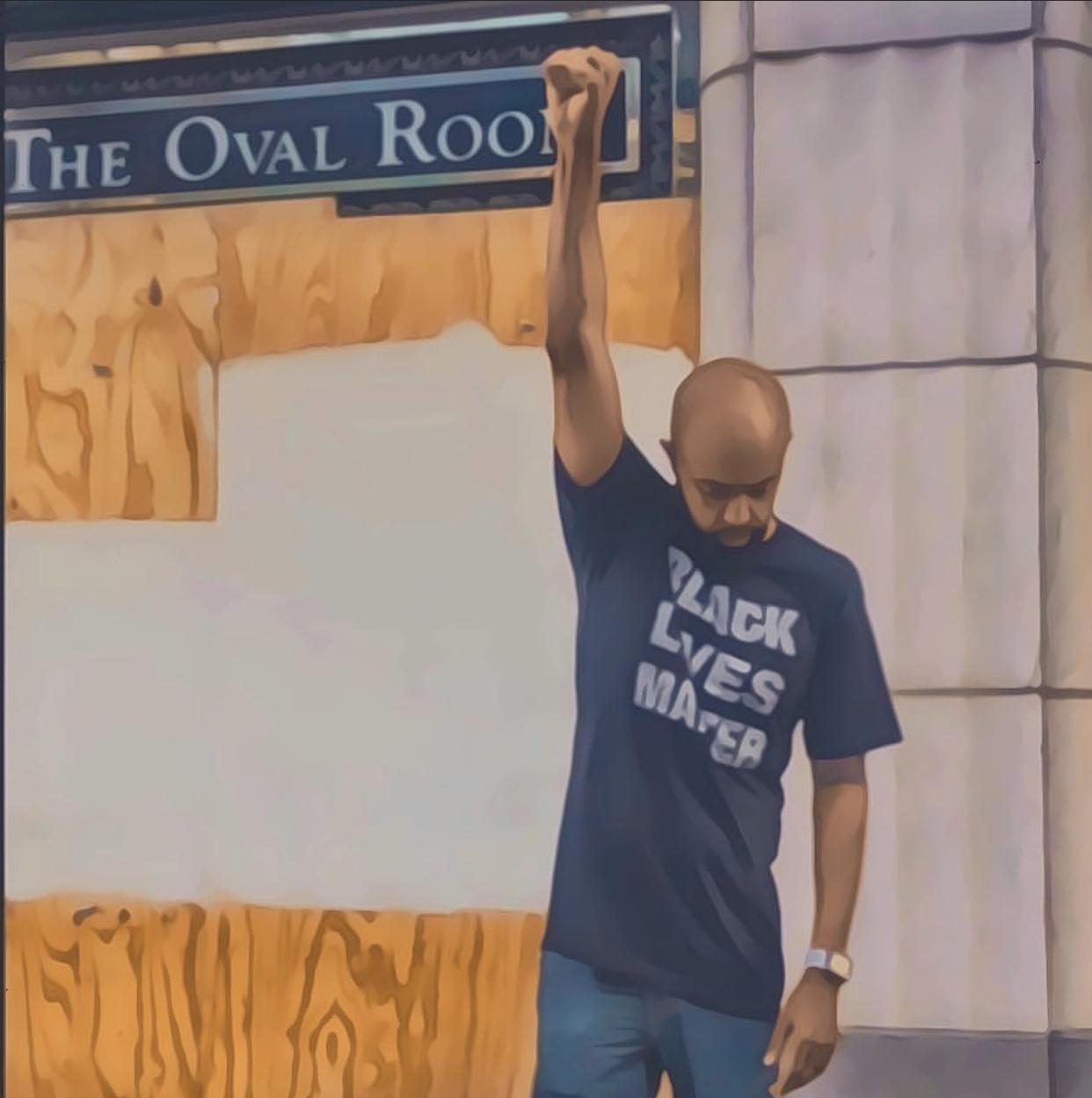 Abel Meri - Black Lives Matter