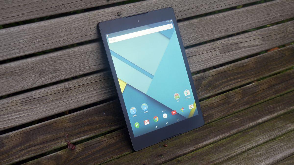 Google Nexus Tablet from HTC