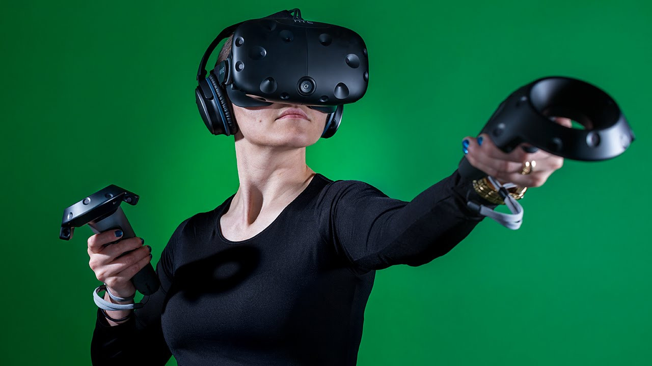 HTC launches Vive VR System