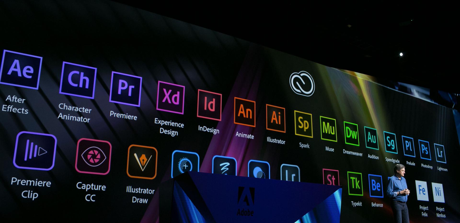 Adobe Max Creative Conference