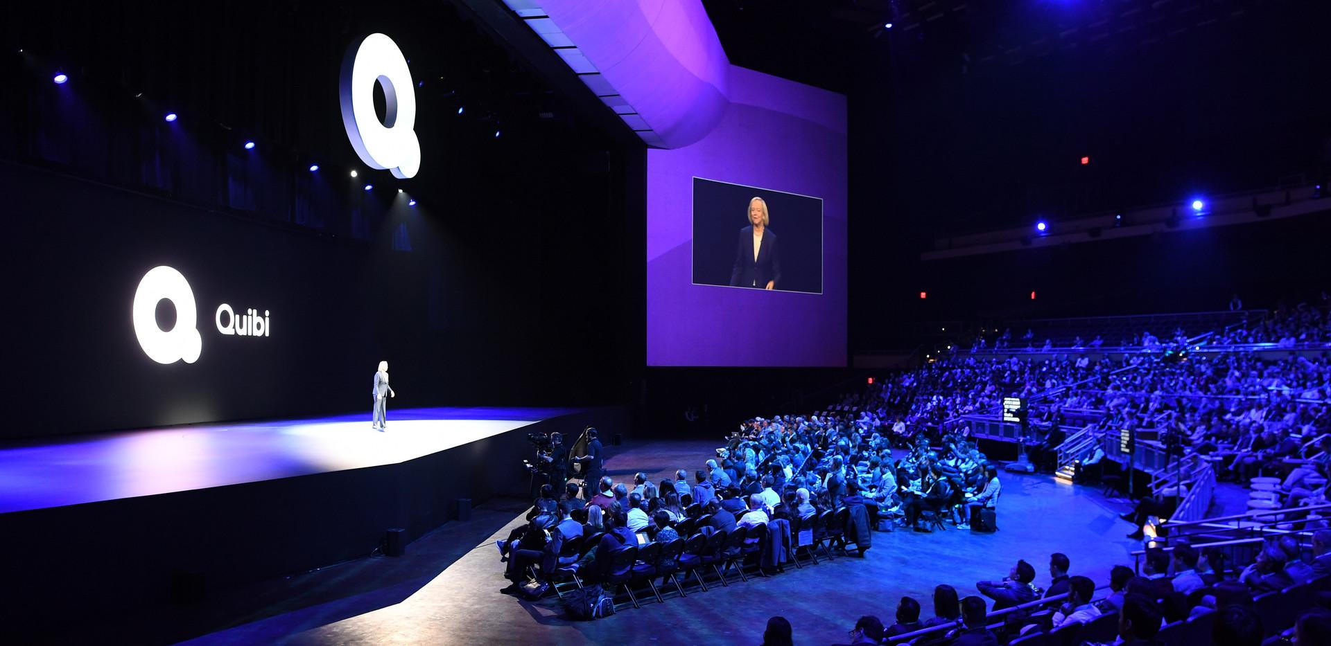 Quibi CES Keynote 2020