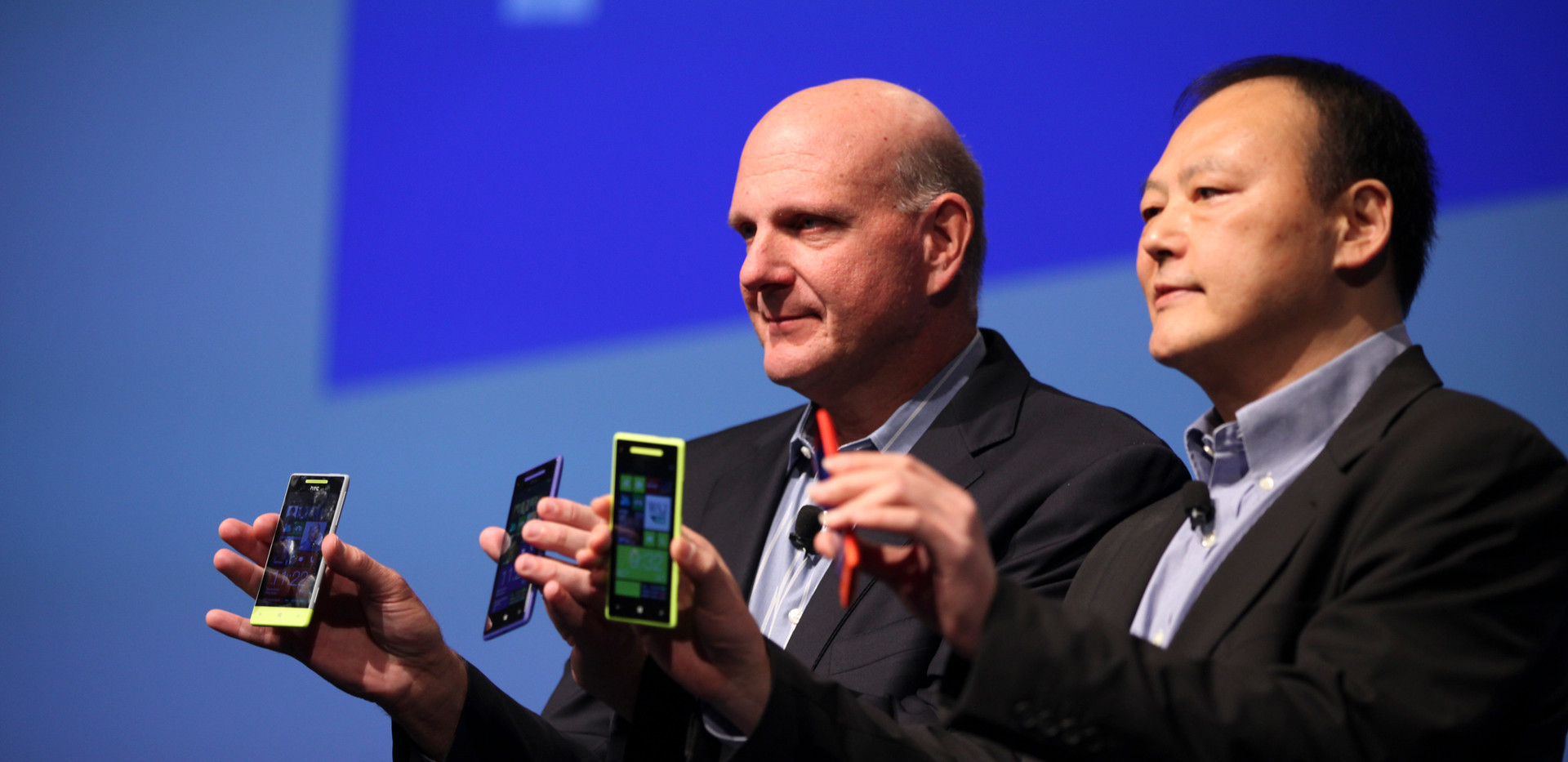 Windows Phone from HTC
