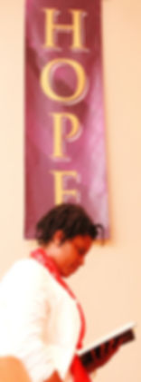 Second Baptist Sunday School Hope