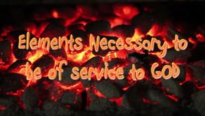 Sunday Service November 1st, 2020