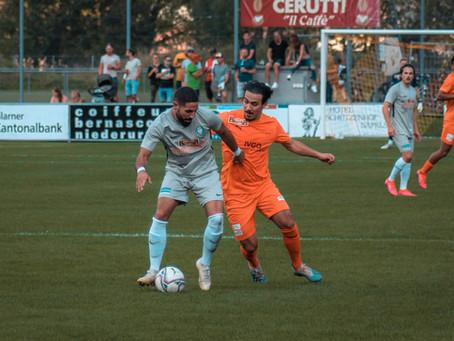 FC Linth 04 absolviert sein erstes Spiel seit einem halben Jahr