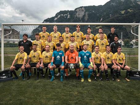 2.Mannschaft mit Derby als letztem Test