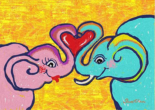 恋する象さん