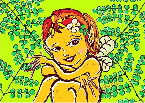 マルンガイの妖精