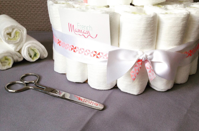 Atelier diaper cake