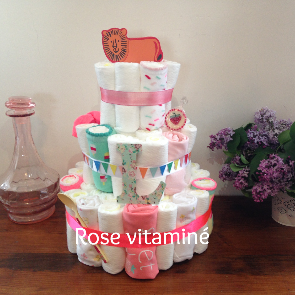 Rose Vitaminé