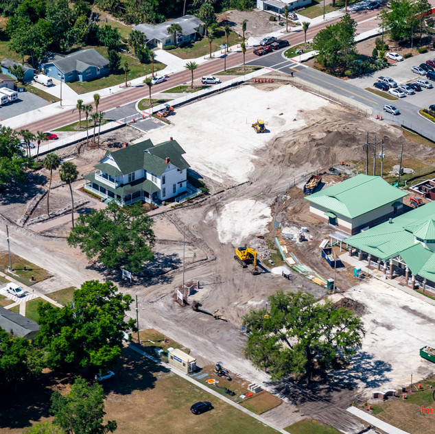 Ocoee Lakefront Park Improvements 3-22-1