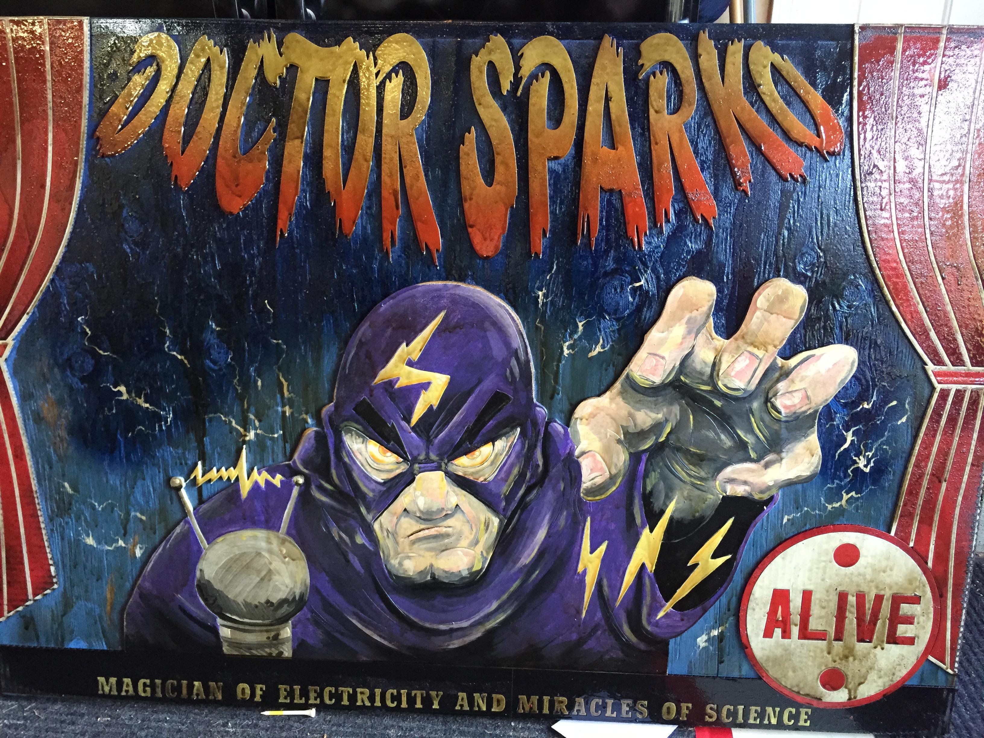 Doctor Sparko