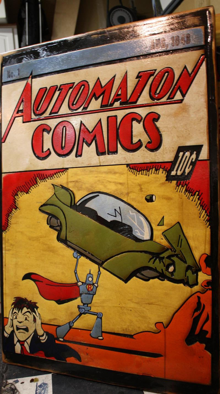 Automaton Comics #1