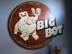 Big Bot - Space Monkey WHQ