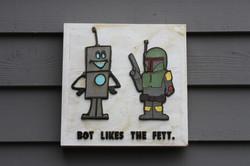 Bot Digs the Fett