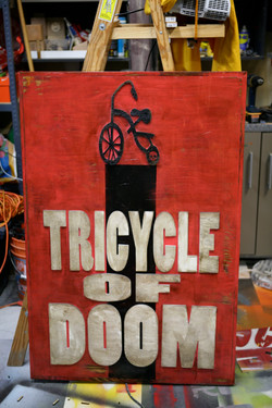 Tricycle of Doom