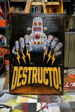 Destructo!