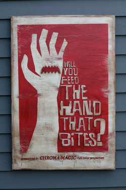 The Hand that Bites