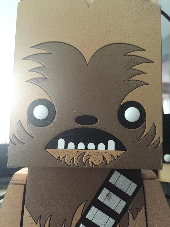 Custom Chewie