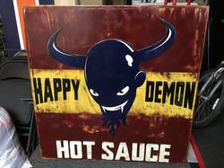 Happy Demon Hot Sauce