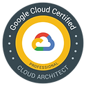 Google​ Cloud Certified - Professional Cloud Architect