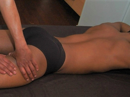Gluteal Massage - Massaging the Body's Largest Muscles.