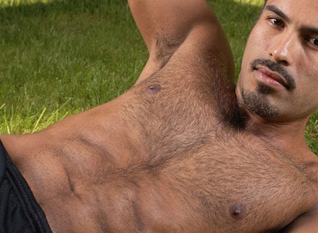The Art of Manscaping ; everything you wanted to know but were reluctant to ask!
